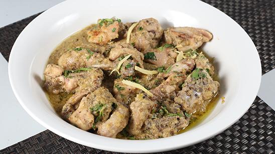 Chicken Hari Mirch Gravy Recipe   Tarka