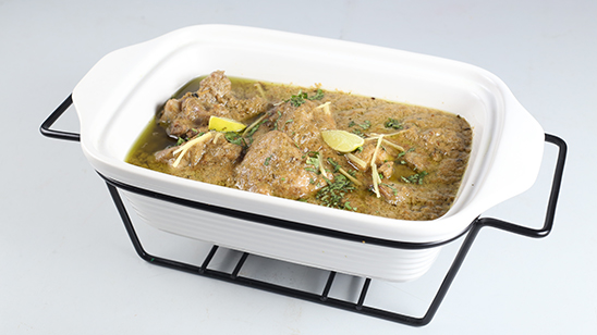 Chicken Afghani Gravy Recipe | Dawat