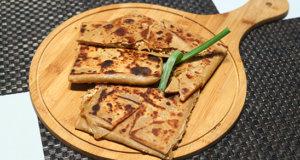Chicken Cheese Paratha Recipe | Dawat