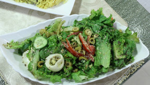 Chicken Nuggets Salad Recipe | Lively Weekends