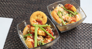 Chicken Nuggets with Cheese Recipe | Tarka