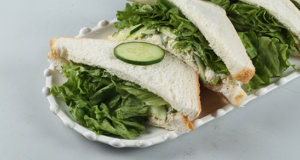 Chicken Salad Sandwich Recipe | Food Diaries