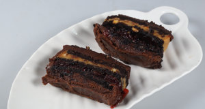 Chocolate Jam Terrine Recipe | Food Diaries