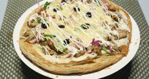 Creamy Pizza Recipe | Masala Mornings