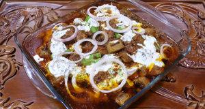 Dhuwan Dahi Gosht Recipe | Lively Weekends