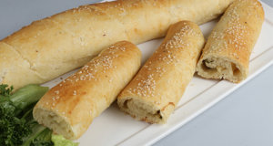 Kabab Stuffed Bread Recipe | Masala Mornings