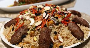 Kabuli Pulao Recipe | Lazzat