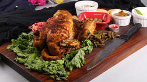 Lahori Chicken Chargha Recipe | Lively Weekends