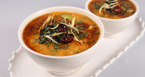 Mix Daal with Vegetable Recipe | Lazzat