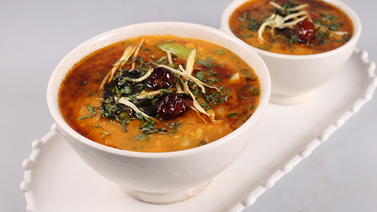 Mix Daal with Vegetable Recipe   Lazzat