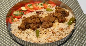 Mutton Mandi Masala Recipe | Dawat