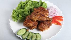 Masala Fried Chicken Recipe | Lazzat