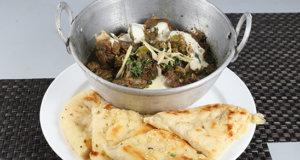 Mutton White Karahi Recipe | Tarka
