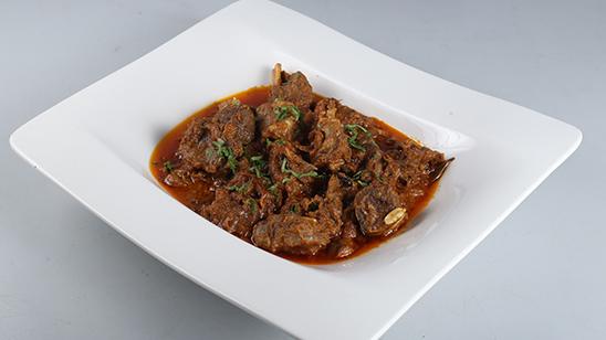 Rajasthani Red Mutton Recipe | Dawat