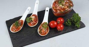 Roasted Tomato Salsa Recipe | Lazzat