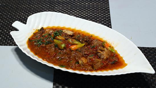 Sindhi Seyal Gosht Recipe   Dawat