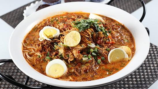 Thai Khao Soi Recipe | Food Diaries