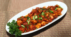 Schezwan Chicken Recipe | Masala Mornings