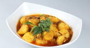 Achaari Aalu Recipe | Tarka