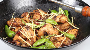 Afghani Chicken Karahi Recipe | Lazzat