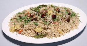 Beef Aalu Pulao Recipe | Lazzat