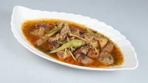 Beef Ginger Masala Recipe | Dawat