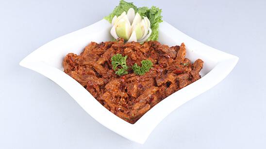 Beef Schezwan Fry Recipe | Masala Mornings