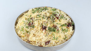 Balochi Rice Recipe