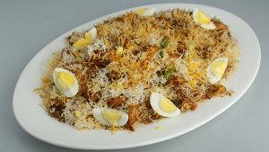 Chatpati Prawn Biryani Recipe   Masala Mornings