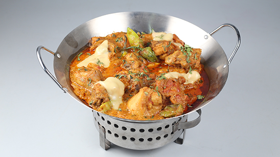 Cheesy Koyla Karahi Recipe | Masala Mornings