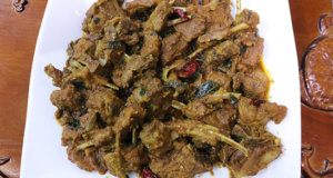 Dry Mutton Recipe | Lively Weekends