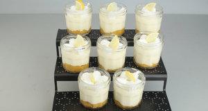Lemon Pie in a Jar Recipe | Masala Mornings
