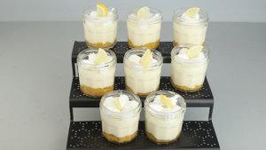 Lemon Pie in a Jar Recipe   Masala Mornings